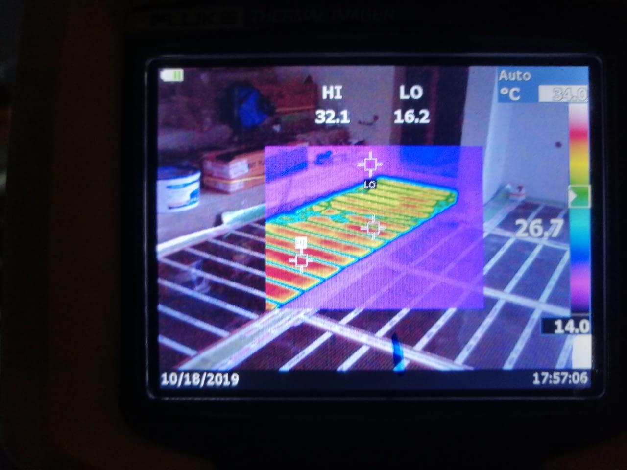 Infra padlófűtés kivietelezés orosháza (2)