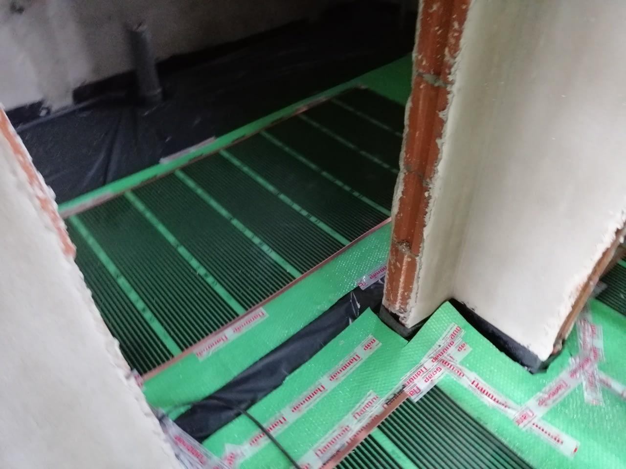 Infra padlófűtés újszentiván munkásszálló