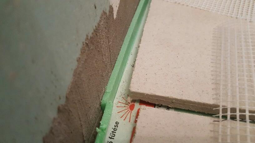 Vízálló cementlap