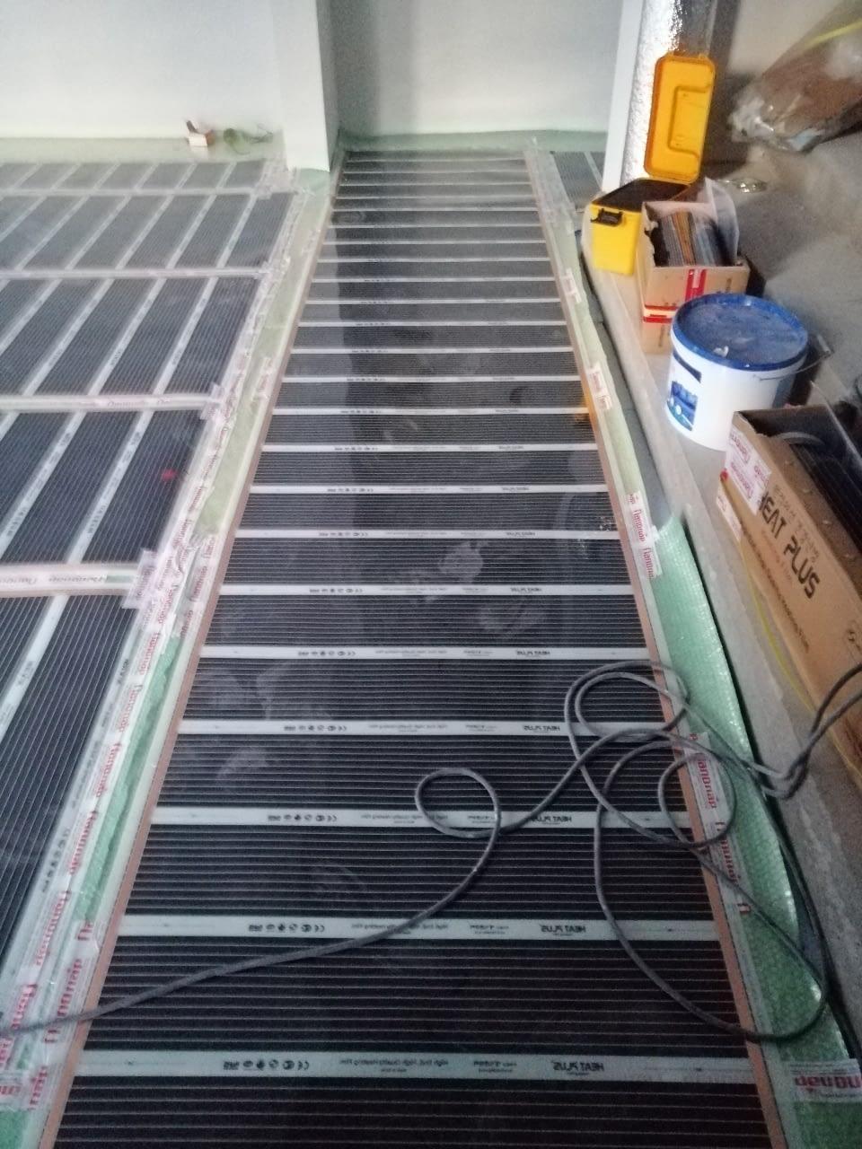 Infra padlófűtés kivietelezés orosháza (1)