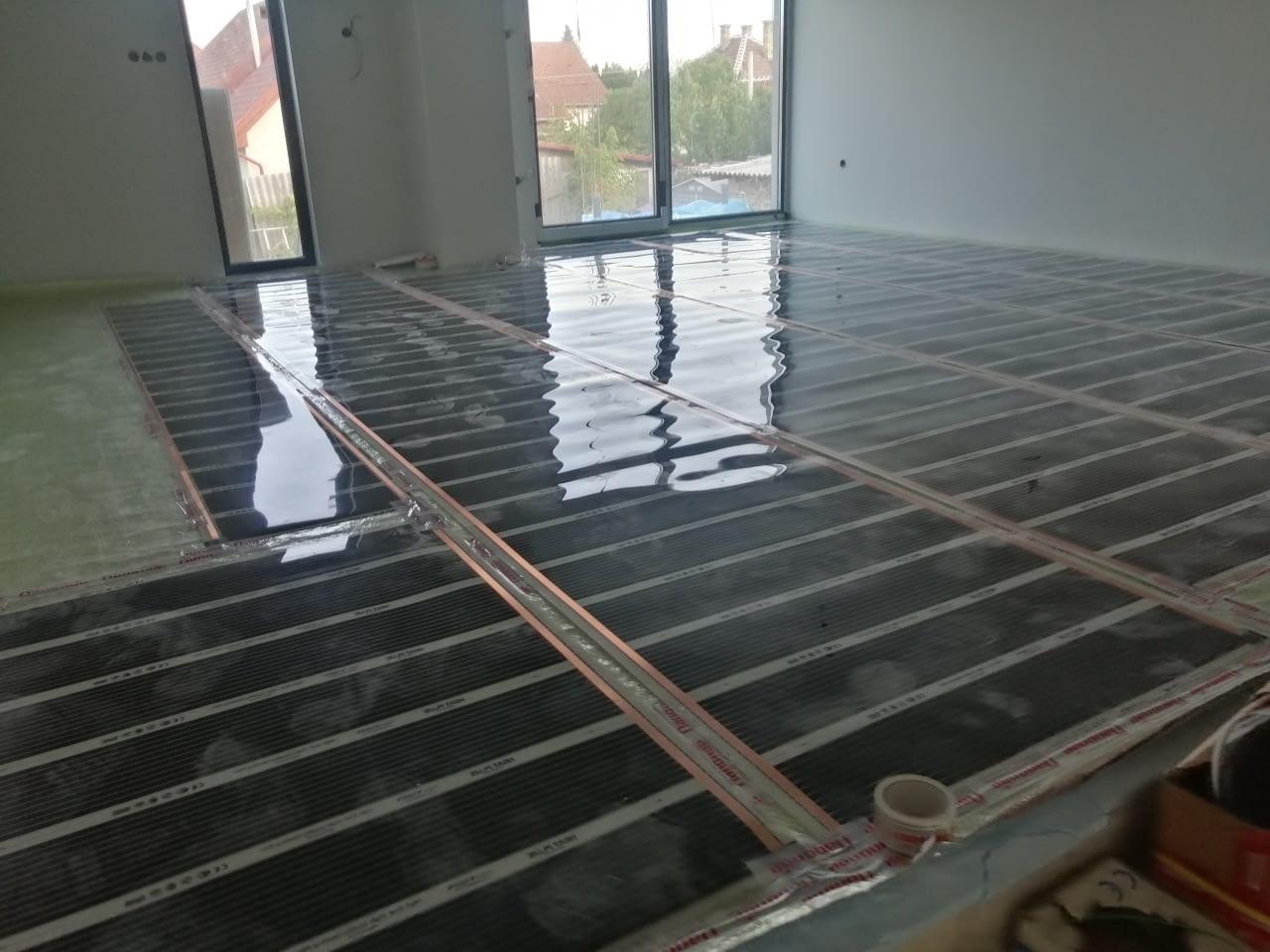 Infra padlófűtés kivietelezés orosháza (9)